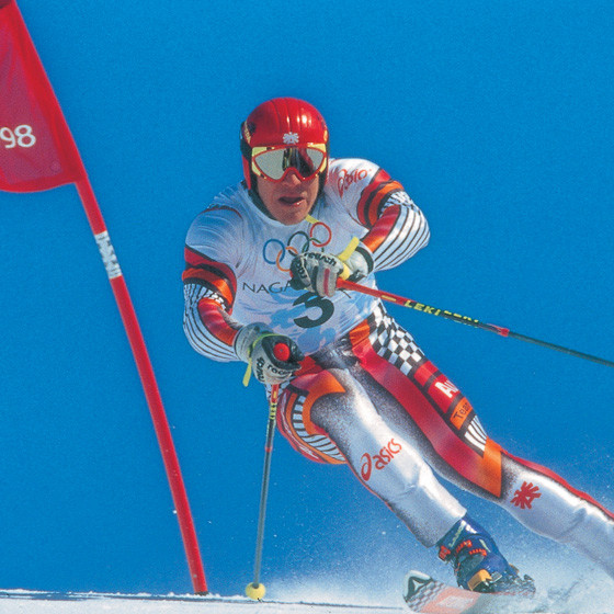 fda0a0c0 1998 - Maier Wins Olympic Gold Twice in Nagano