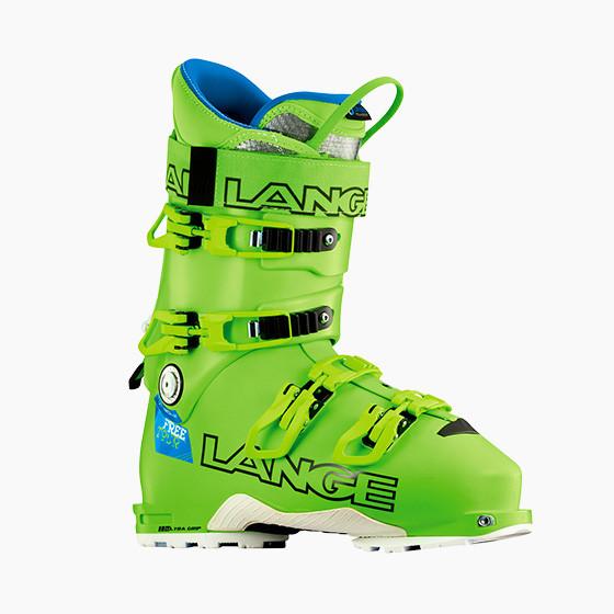Lange ski boots history   Lange